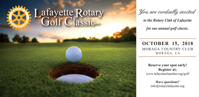Lafayette Rotary Golf